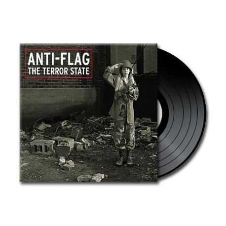 Anti-Flag - The Terror State (Vinyl)