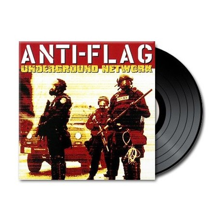 Anti-Flag - Underground Network (Vinyl)