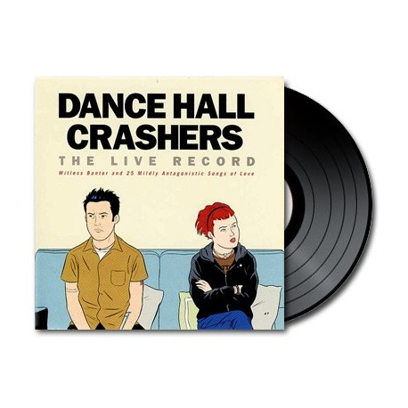 Dance Hall Crashers - The Live Record Witless Banter (Vinyl)
