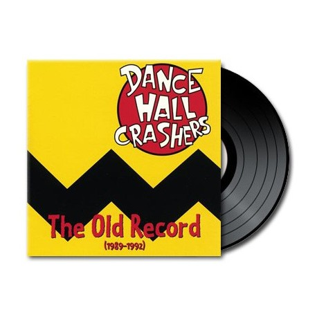 Dance hall Crashers - The Old Record (Vinyl)