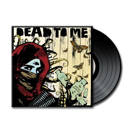 Dead To Me - African Elephants (Vinyl)