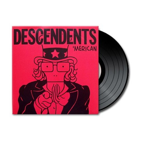 Descendents - Merican (Vinyl)