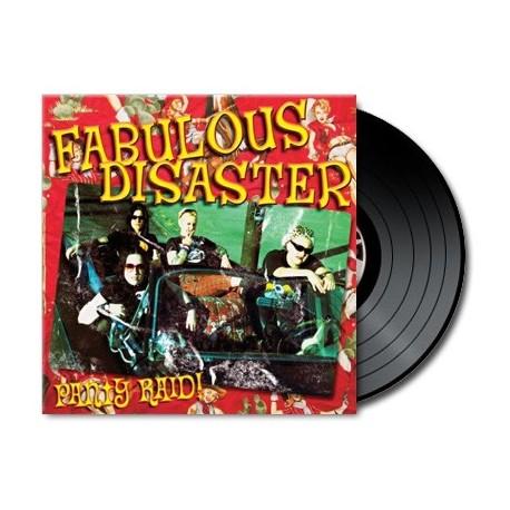 Fabulous Disaster - Panty Raid (Vinyl)