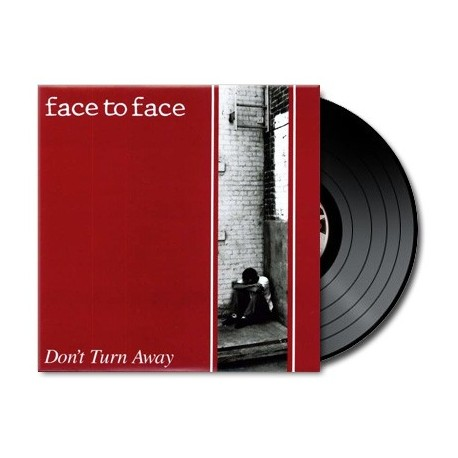 Face To Face - Don't Turn Away (Vinyl)
