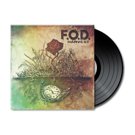 F.O.D. - Harvest (Limited black vinyl)