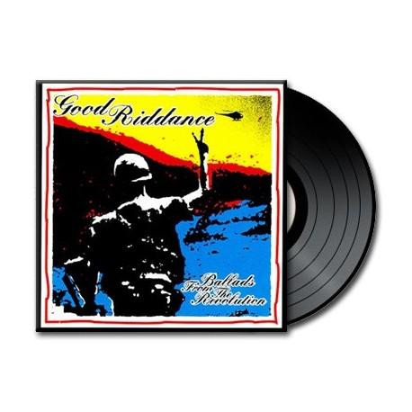 Good Riddance - Ballads From The Revolution (Vinyl)