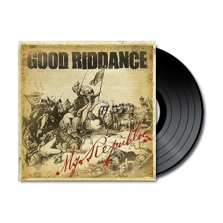 Good Riddance - My Republic (Vinyl)