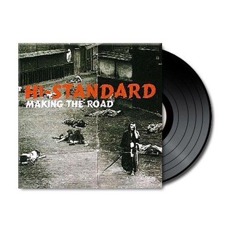 Hi-Standard - Making The Road (Vinyl)