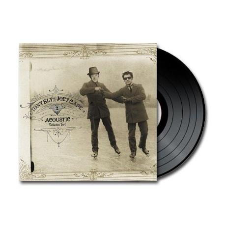 Joey Cape / Tony Sly - Acoustic Vol.2 (Vinyl)