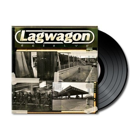 Lagwagon - Resolve (Vinyl)