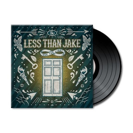 Less Than Jake - See the Light (Vinyl)