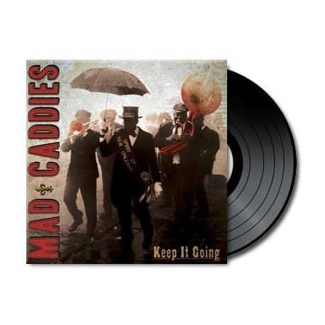 Mad Caddies - Keep It Going (Vinyl)