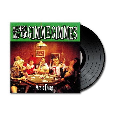 Me First And The Gimme Gimmes - Are A Drag (Vinyl)