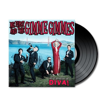 Me First and The Gimme Gimmes - Are We Not Men ? We Are Diva ! (Vinyl)