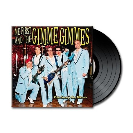 Me First And The Gimme Gimmes - Ruin Jonny's Bar Mitzvah (Vinyl)