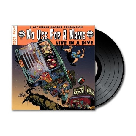 No Use For A Name - Live In A Dive (Vinyl)