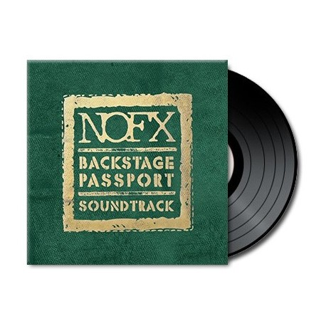 NOFX - Backstage Passport Soundtrack (Vinyl)