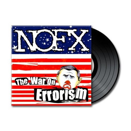 Nofx - The War On Errorism (Vinyl)