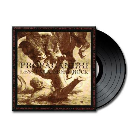 Propagandhi - Less Talk, More Rock (Vinyl)