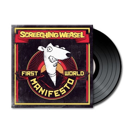 Screeching Weasel - First World Manifesto (Vinyl)