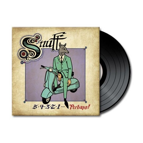 Snuff - 5-4-3-2-1... Perhaps ? (Vinyl)