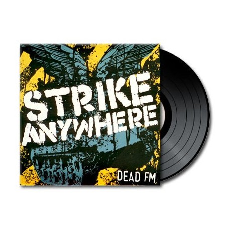 Strike Anywhere - Dead FM (Vinyl)
