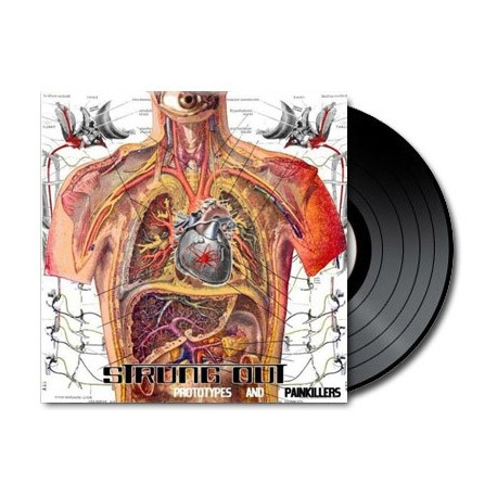 Strung Out - Prototypes and Painkillers (Vinyl)