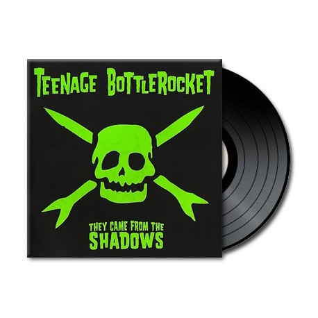Teenage Bottlerocket - They Came From The Shadows (Vinyl)