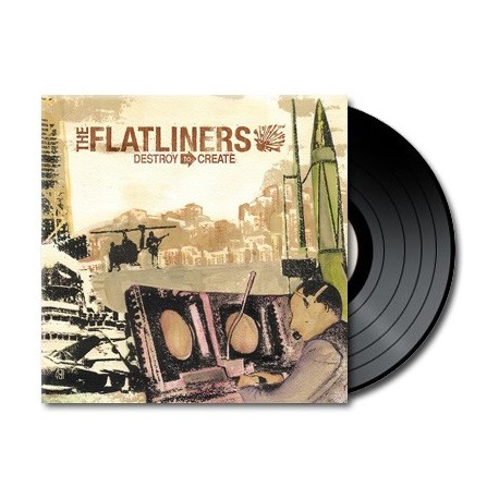 The Flatliners - Destroy To Create (Vinyl)