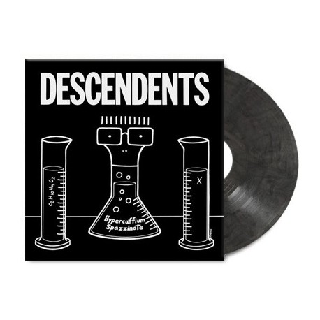 Descendents - Hypercaffium Spazzinate (Silver/Black vinyl)