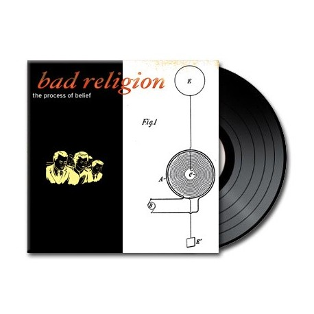 Bad Religion - Process Of Belief (Vinyl)