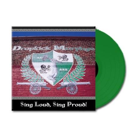 Dropkick Murphys - Sing Loud, Sing Proud (Colored Vinyl)