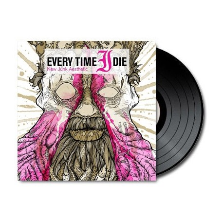 Every Time I Die - New Junk Aesthetic (Vinyl)
