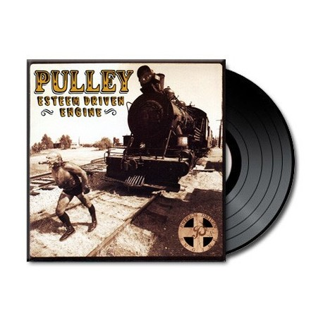 Pulley - Esteem Driven Engine (Vinyl)