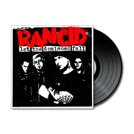 Rancid - Let the Dominoes Fall (Vinyl)