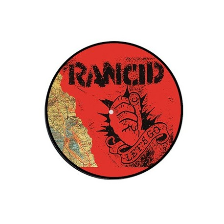 Rancid - Let's Go (Picture Disc) (Vinyl)