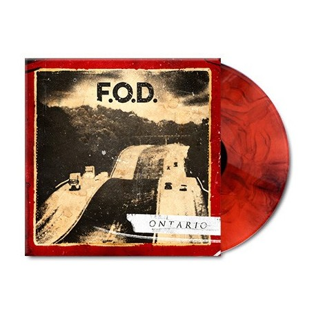 F.O.D. - Ontario (Colored and limited vinyl)
