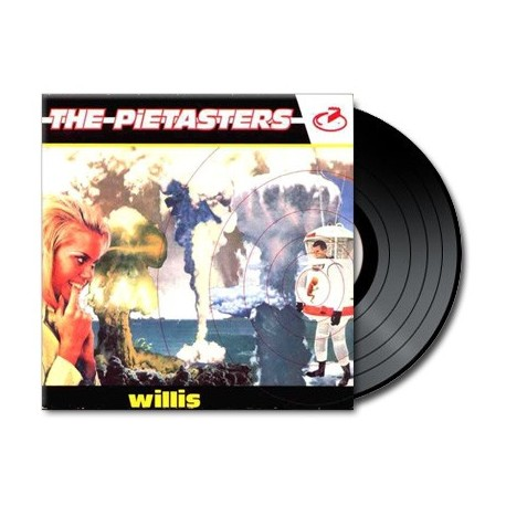 The Pietasters - Willis (Vinyl)