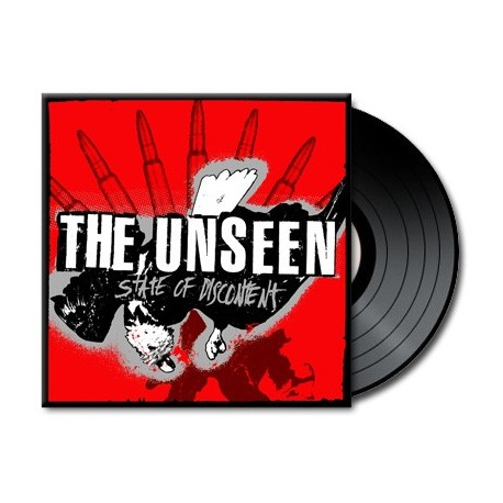 The Unseen - State Of Discontent (Vinyl)
