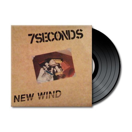 7 Seconds - New Wind (Vinyl)