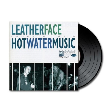 BYO Split Series Vol. 1 - Hot Water Music / Leatherface (Vinyl)
