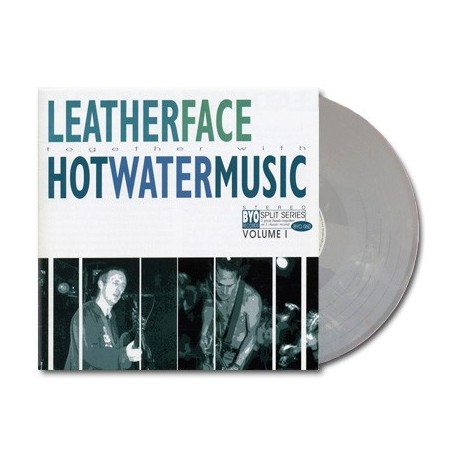 BYO Split Series Vol. 1 - Hot Water Music / Leatherface (Colored Vinyl)