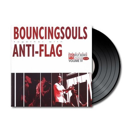 BYO Split Series Vol. 4 - Anti-Flag / Bouncing Souls (Vinyl)