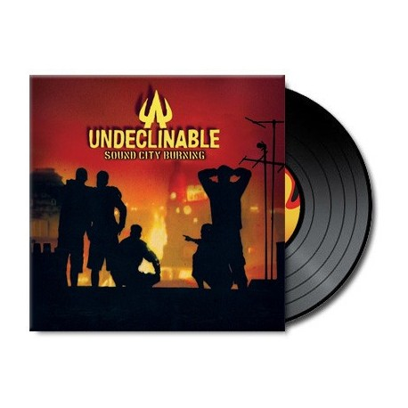 Undeclinable - Sound City Burning (Vinyl)