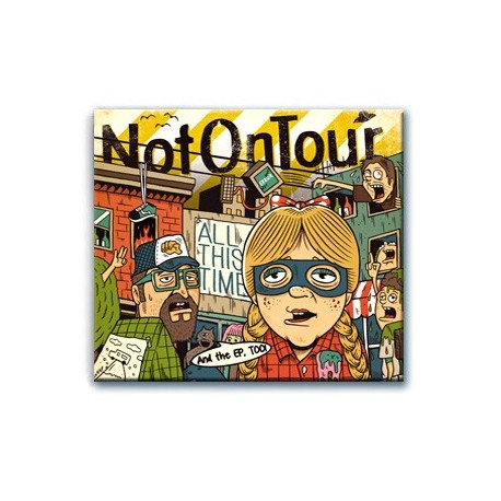 Not On Tour - All This Time (Digipack CD)