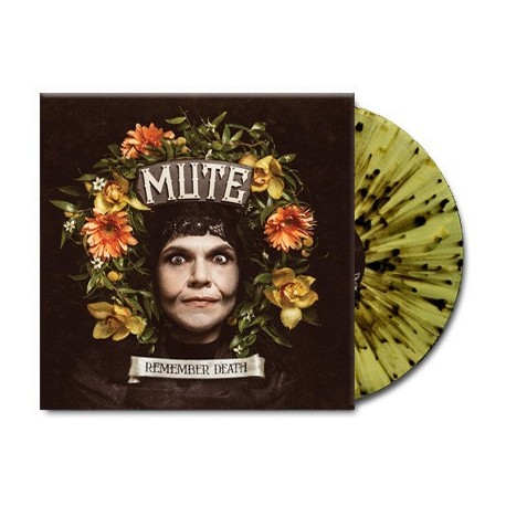 Mute - Remember Death (Colored and Limited Vinyl Edition)