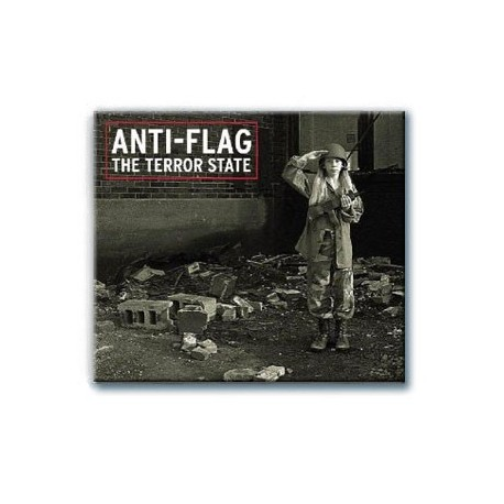 Anti-Flag - The Terror State (CD)
