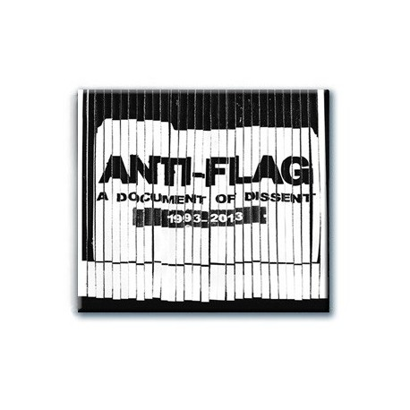 Anti-Flag - A Document of Dissent (CD)