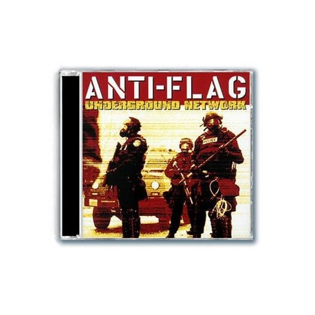 Anti-Flag - Underground Network (CD)