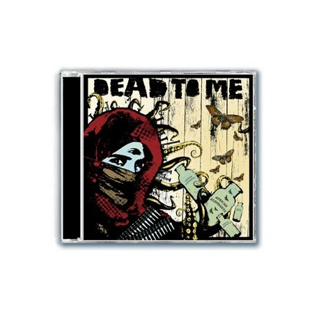 Dead To Me - African Elephants (CD)